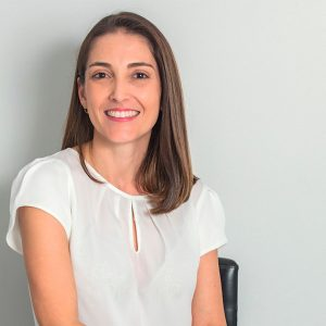 Alessandra Silva Manoel, psicóloga.